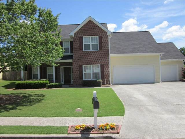 1001 Fountain Glen Drive, Lawrenceville, GA 30043 (MLS #6678344) :: The Heyl Group at Keller Williams