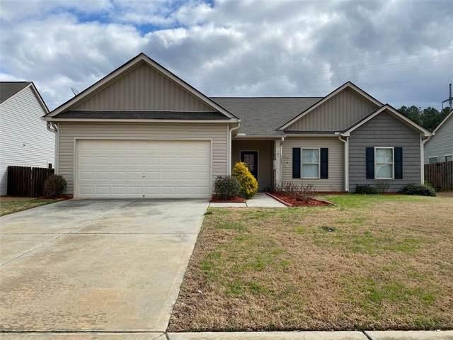 387 Pinnacle Drive, Winder, GA 30680 (MLS #6678346) :: Good Living Real Estate