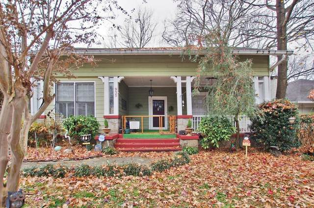 935 Drewry Street NE, Atlanta, GA 30306 (MLS #6678347) :: Good Living Real Estate