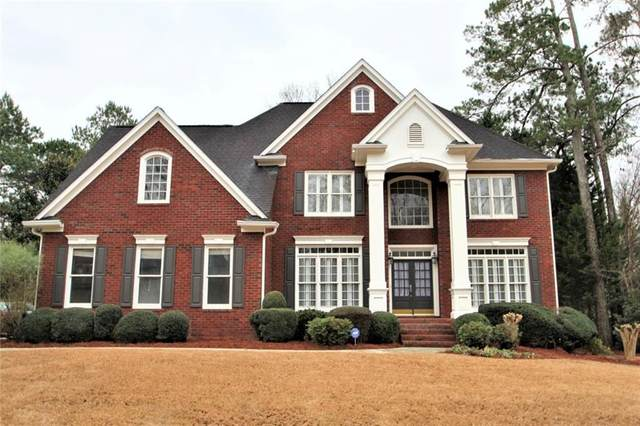 1372 Riverview Run Lane, Suwanee, GA 30024 (MLS #6678362) :: MyKB Partners, A Real Estate Knowledge Base