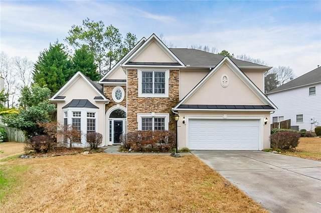 4305 Nesbin Drive NE, Kennesaw, GA 30144 (MLS #6678453) :: Rock River Realty