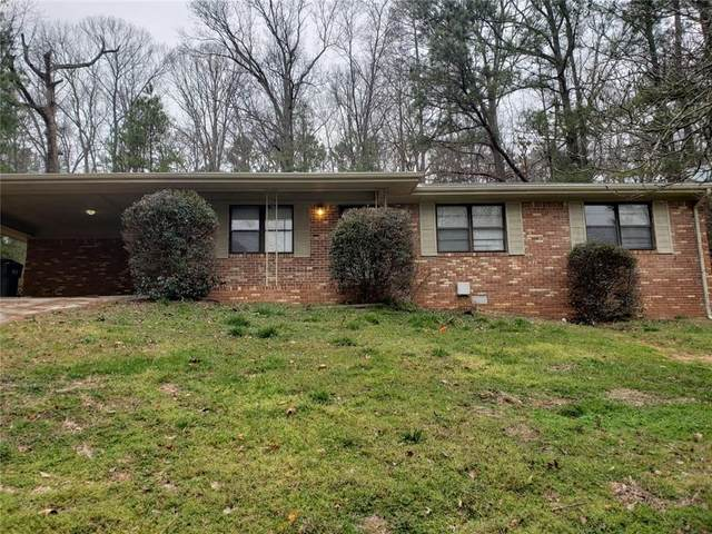 3673 Groovers Lake Road, Lithia Springs, GA 30122 (MLS #6678497) :: MyKB Partners, A Real Estate Knowledge Base