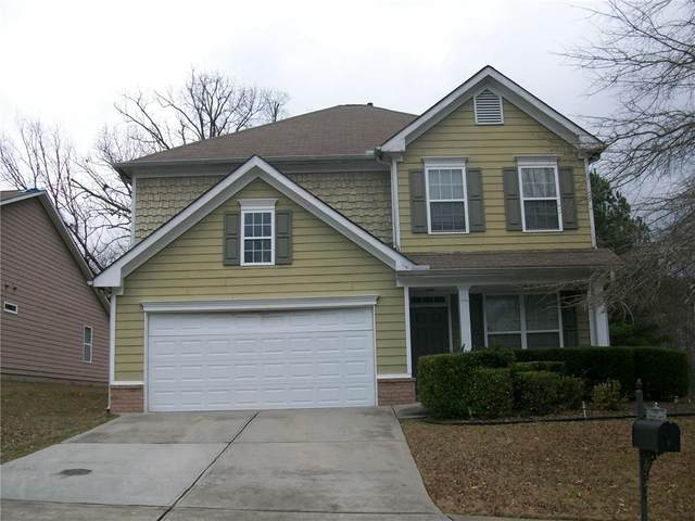 7190 Flagstone Place, Union City, GA 30291 (MLS #6678498) :: The Cowan Connection Team