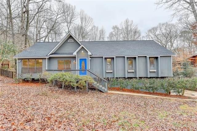 111 Little Ridge Road, Berkeley Lake, GA 30096 (MLS #6678519) :: North Atlanta Home Team