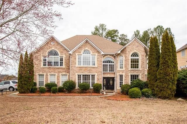 210 Kirkland Drive, Lawrenceville, GA 30044 (MLS #6678534) :: RE/MAX Prestige