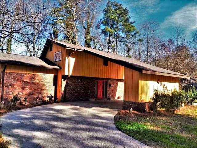 4121 N Martin Way, Lithia Springs, GA 30122 (MLS #6678546) :: MyKB Partners, A Real Estate Knowledge Base