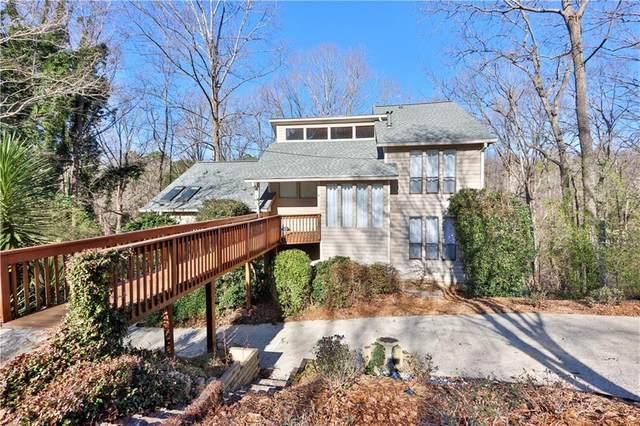634 Green Valley Drive SE, Smyrna, GA 30082 (MLS #6678573) :: North Atlanta Home Team
