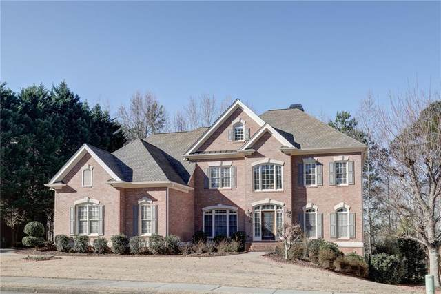895 Autumn Close, Alpharetta, GA 30004 (MLS #6678620) :: RE/MAX Paramount Properties