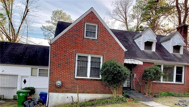1806 Alvarado Terrace SW, Atlanta, GA 30310 (MLS #6678630) :: Rock River Realty