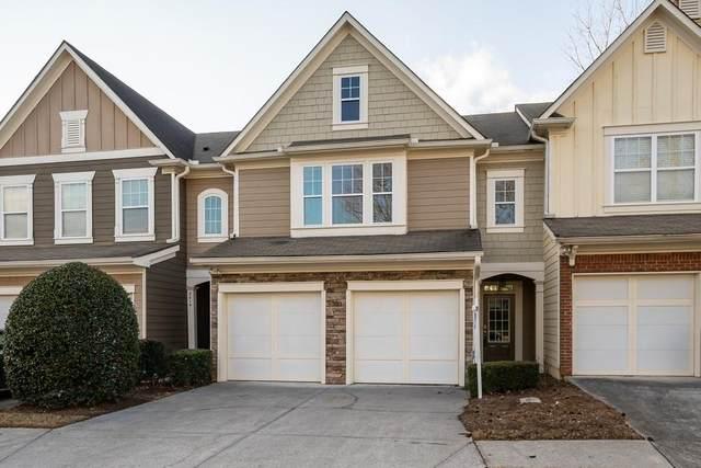 2012 Ellison Way NW #2012, Kennesaw, GA 30152 (MLS #6678657) :: North Atlanta Home Team