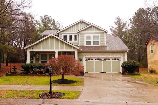 100 Parkway Drive, Fairburn, GA 30213 (MLS #6678689) :: RE/MAX Paramount Properties