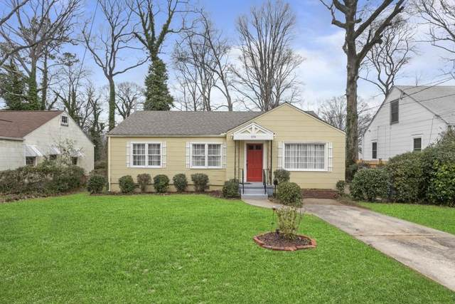 839 Braddock Street SW, Atlanta, GA 30310 (MLS #6678709) :: Kennesaw Life Real Estate
