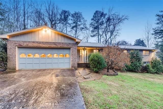 3824 Dora Drive SE, Smyrna, GA 30082 (MLS #6678713) :: North Atlanta Home Team