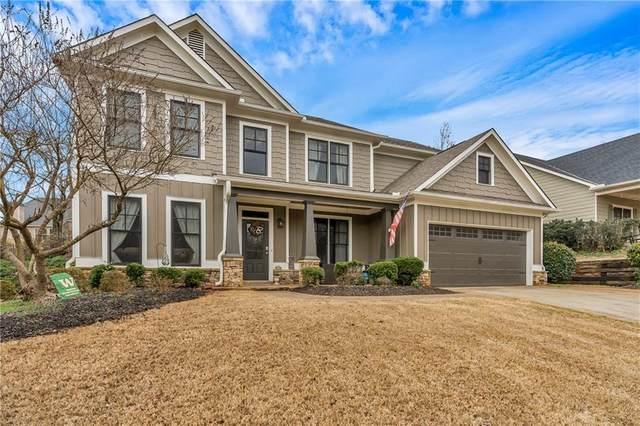4027 Links Boulevard, Jefferson, GA 30549 (MLS #6678725) :: Rock River Realty