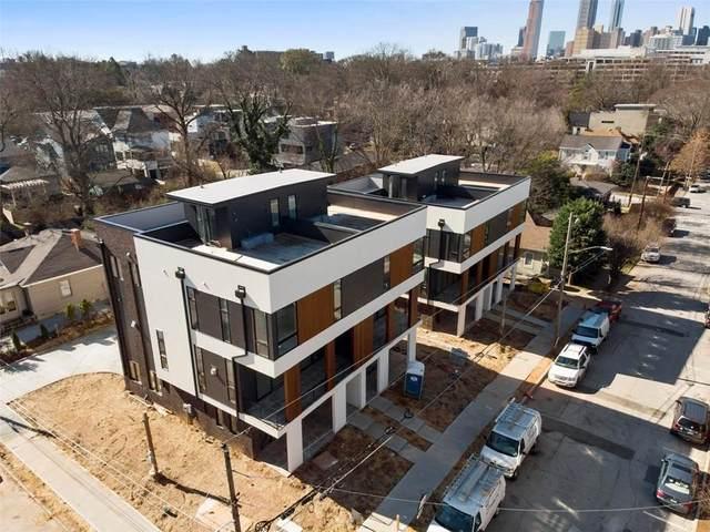 615 East Avenue NE #1, Atlanta, GA 30312 (MLS #6678761) :: Oliver & Associates Realty