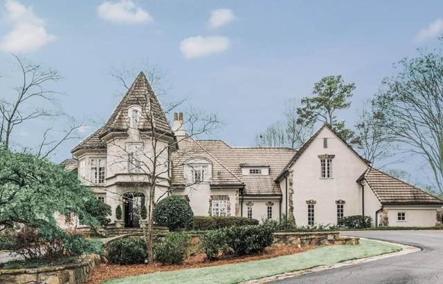 3510 Knollwood Drive, Atlanta, GA 30305 (MLS #6678779) :: North Atlanta Home Team