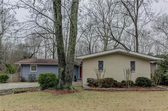 1887 Burning Tree Drive, Decatur, GA 30032 (MLS #6678789) :: Good Living Real Estate