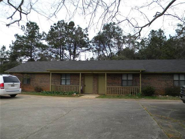 200 Tibbitts Drive, Dallas, GA 30157 (MLS #6678793) :: Rich Spaulding