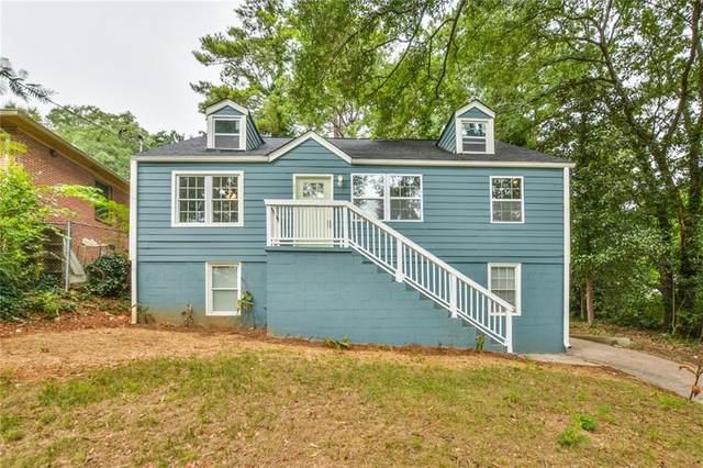 90 Whitaker Circle NW, Atlanta, GA 30314 (MLS #6678847) :: RE/MAX Paramount Properties