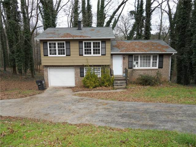 1187 Mountain View Drive, Marietta, GA 30062 (MLS #6678873) :: The Heyl Group at Keller Williams