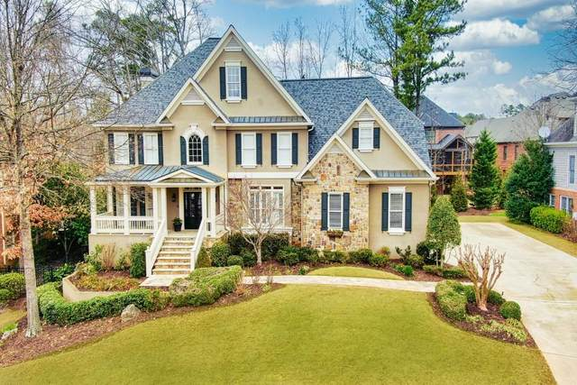 4005 Highfield Way, Marietta, GA 30062 (MLS #6678877) :: KELLY+CO
