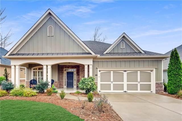 334 Shade Tree Circle, Woodstock, GA 30188 (MLS #6678920) :: Path & Post Real Estate