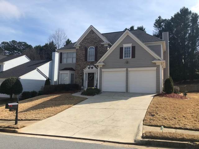4020 Ancroft Circle, Peachtree Corners, GA 30092 (MLS #6678934) :: Rock River Realty