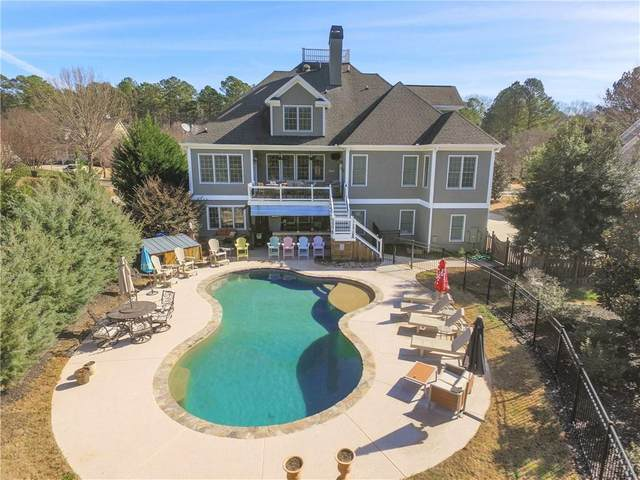 405 Highgrove Drive, Fayetteville, GA 30215 (MLS #6678948) :: North Atlanta Home Team