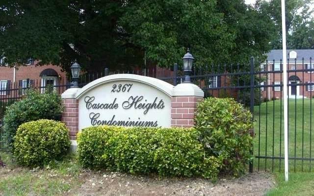 2367 Cascade Road SW 5B, Atlanta, GA 30311 (MLS #6678952) :: Rich Spaulding