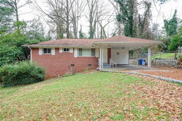 2657 Bonnybrook Drive SW, Atlanta, GA 30311 (MLS #6678976) :: Kennesaw Life Real Estate