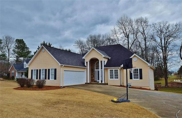 4010 Churchill Downs Drive, Gainesville, GA 30507 (MLS #6678982) :: North Atlanta Home Team