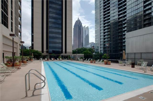 1280 W Peachtree Street NW #3713, Atlanta, GA 30309 (MLS #6679078) :: The Zac Team @ RE/MAX Metro Atlanta