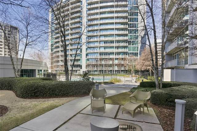 44 Peachtree Place NW #621, Atlanta, GA 30309 (MLS #6679124) :: Thomas Ramon Realty
