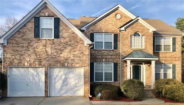 321 Winthrop Lane, Mcdonough, GA 30253 (MLS #6679146) :: North Atlanta Home Team