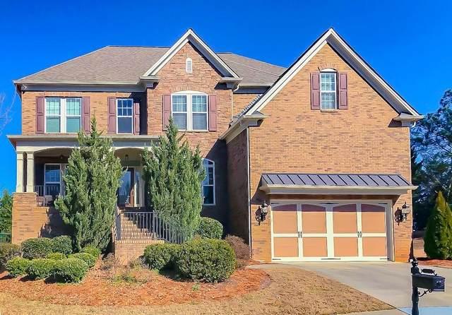 517 Lady Fern Point, Alpharetta, GA 30022 (MLS #6679152) :: Charlie Ballard Real Estate