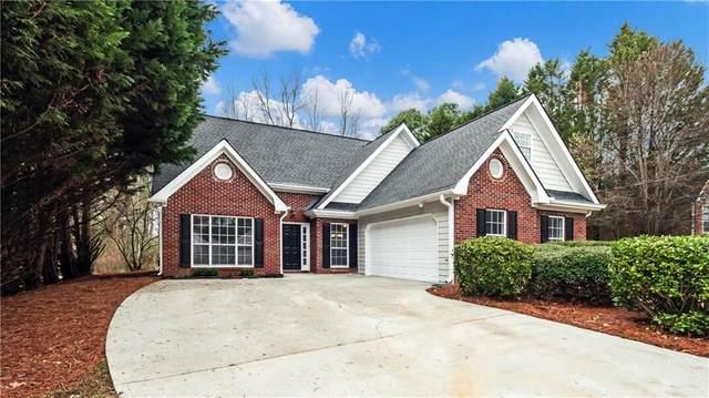 6383 Flat Rock Drive, Flowery Branch, GA 30542 (MLS #6679153) :: North Atlanta Home Team