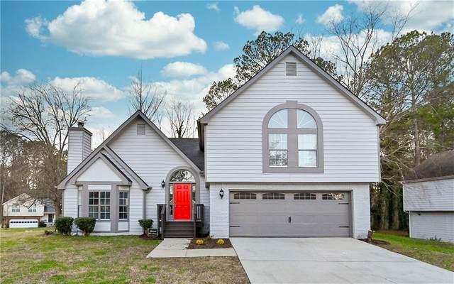 807 Stonemill Manor, Lithonia, GA 30058 (MLS #6679163) :: North Atlanta Home Team