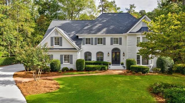 720 Sturges Way, Alpharetta, GA 30022 (MLS #6679190) :: North Atlanta Home Team