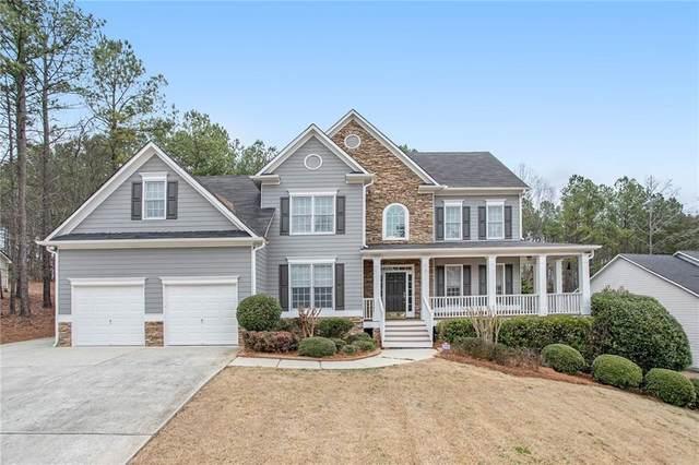84 Wesley Drive, Acworth, GA 30101 (MLS #6679193) :: North Atlanta Home Team