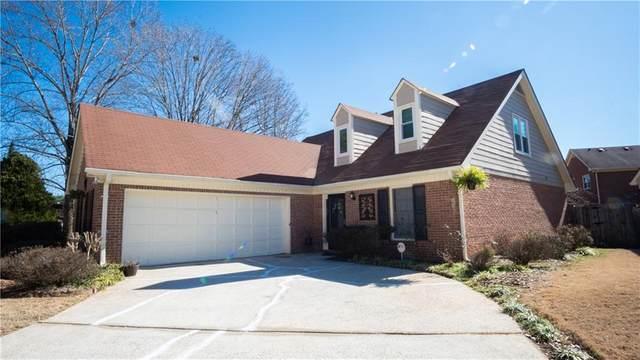 4461 Vineyard Place, Stone Mountain, GA 30083 (MLS #6679245) :: North Atlanta Home Team
