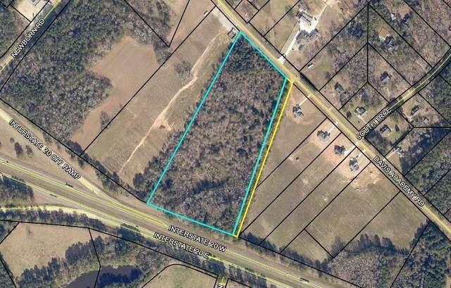 0 Davis Academy Road, Rutledge, GA 30663 (MLS #6679251) :: RE/MAX Paramount Properties
