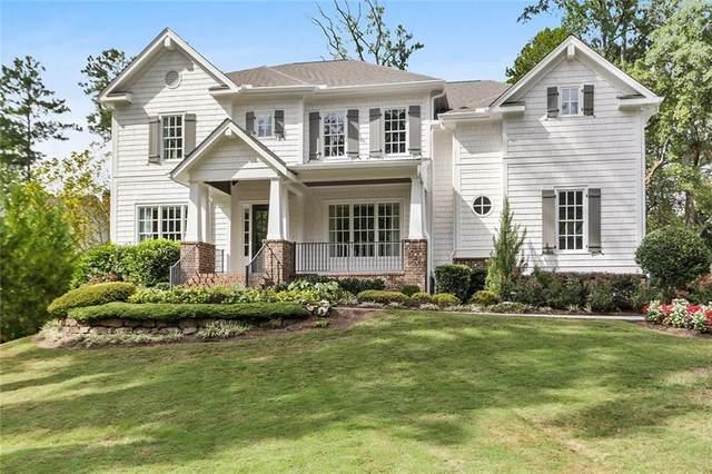 596 Loridans Drive NE, Atlanta, GA 30342 (MLS #6679258) :: RE/MAX Paramount Properties