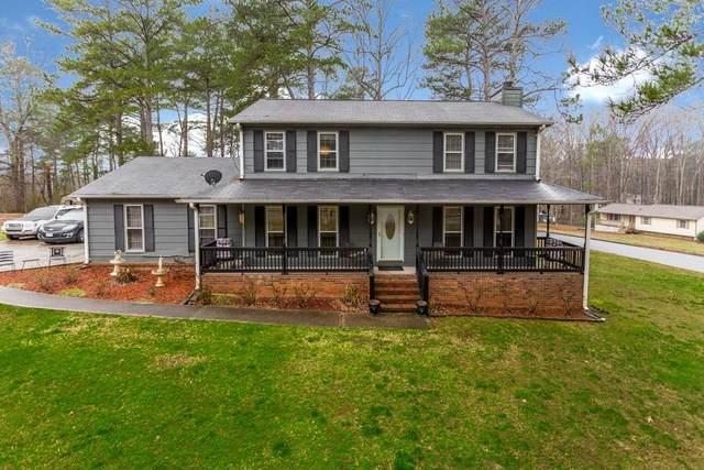 8121 Tupelo Trail, Jonesboro, GA 30236 (MLS #6679271) :: RE/MAX Prestige