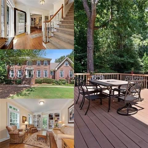 2585 Churchill Drive, Lawrenceville, GA 30044 (MLS #6679281) :: North Atlanta Home Team