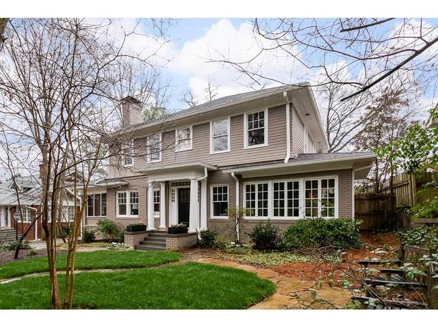 1287 NE Oxford Road, Atlanta, GA 30306 (MLS #6679282) :: Compass Georgia LLC