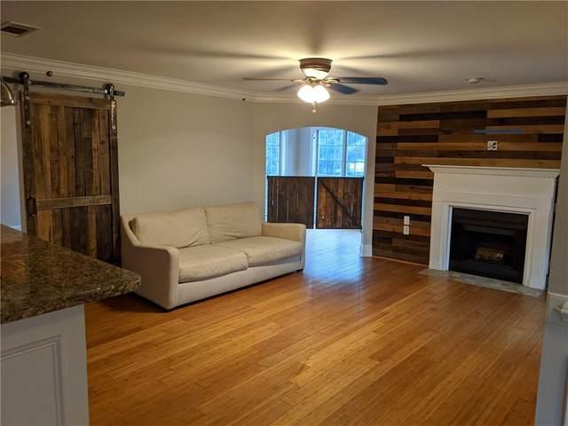 505 Mill Pond Court SE, Smyrna, GA 30082 (MLS #6679315) :: RE/MAX Prestige