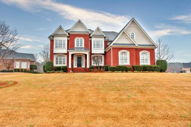 266 Prestbury Court, Suwanee, GA 30024 (MLS #6679317) :: North Atlanta Home Team