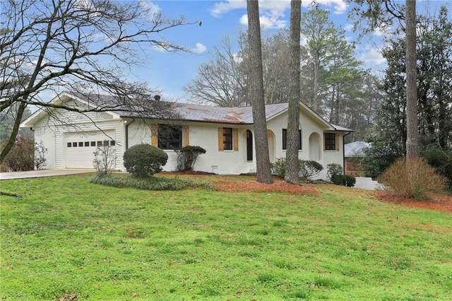 150 Jade Cove Drive, Roswell, GA 30075 (MLS #6679322) :: The Heyl Group at Keller Williams