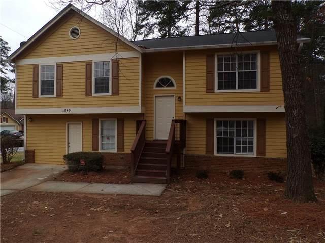 1545 Biffle Place, Stone Mountain, GA 30088 (MLS #6679358) :: RE/MAX Paramount Properties