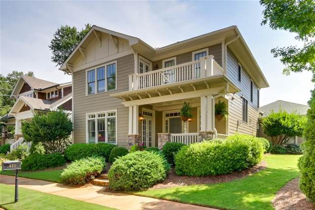 423 Rammel Oaks Drive, Avondale Estates, GA 30002 (MLS #6679383) :: North Atlanta Home Team